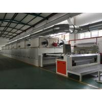 Quality Drying Stentering Non Woven Fabric Machine Perfect Materials For Automotive Interior wholesale