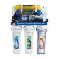 Quality Auto Flush 7 Stage Reverse Osmosis Water Purification System , Ro Water System For Home wholesale