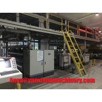 China 3/5 Ply 1800MM Corrugated Cardboard Production Line For Cardboard Making on sale