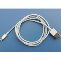 Quality iPhone5 Cable Lightning cable with Data Sync / Charging Cable wholesale