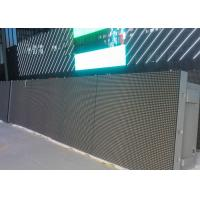 Energy Saving RGB Outdoor LED Billboard / Rental LED display For Public