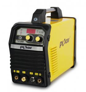 Buy cheap Digital DC Tig Welder / TIG200 Inverter Tig Welding Machine Gas Post Adjusted Function product