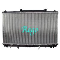 Quality New Toyota CAMRY Automotive Engine Cooling Aftermarket Replacement Aluminum Radiator wholesale