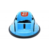 Quality Colorful indoor and outdoor PP Plastic Children Bumper Car for commercial business wholesale