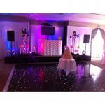 Quality Professional supplier interactive dance floor new led dance floor xxx viedo black led dance floor wholesale