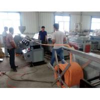 China Automatic Single Wall Corrugated Pipe machine Stainless steel on sale
