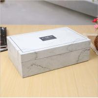 China Luxury design customized rigid cardboard box for gift packing, rigid gift box for cosmetics on sale