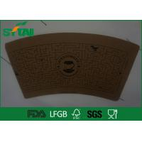 China Flexo Printing Glossy White Cardboard Paper / Duplex Board Paper For Paper Cup Making on sale