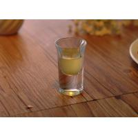 Quality Thick Wall Tall Shot Glass wholesale