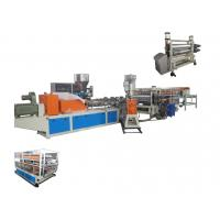 Quality PVC Glazed Roof Tile Making Machine With Shapping Machine wholesale