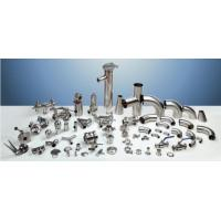 China Mirror polished sanitary stainless steel pipe fitting Material SS304,SS316-Accesorios sanitarios on sale