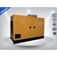 Quality AC Industrial Container Generator Set Silent Rainproof 1500 R / Min Rotation Speed wholesale