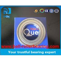 Quality Self Retaining Precision Angular Contact Bearings 6201ZZE NACHI With Grease / Oil Lubrication wholesale