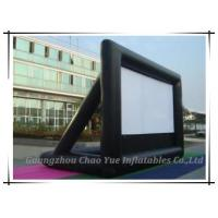 Quality Hot Sale OEM Advertising Outdoor Backyard Inflatable Movie Screen(CY-M1673) wholesale