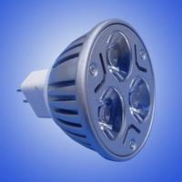 Buy cheap HOT Sale MR16 Warm White 2800 - 3300K 9W 45 degree 12V LED Spotlight Bulbs from wholesalers