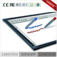 Quality Anti-Glare Portable Interactive Whiteboard / Active Board With Pens wholesale