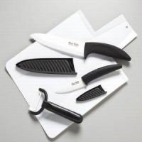 Cheap Ceramic Knives with Cutting Board (FG2396) for sale