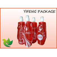 Buy cheap Juice Drink Packaging Spout Pouch PE PA Stand Up Food Pouches With Hang Hole product