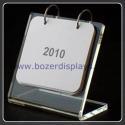 Acrylic Calendar Holder Stand for sale