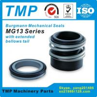 Buy cheap MG13-65 Burgmann Mechanical Seals MG13 Series for Shaft Size 65mm Pumps (65x93.5x80mm) Rub from wholesalers