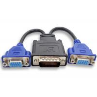 China DVI Splitter Cables Monitor Data Cable 59 PIN DVI Interface For Video Card on sale