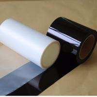 Quality PET Black Film For Car Glass / Building Window Protection With 99% UV Blocking wholesale
