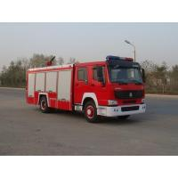 Quality HOWO 4*2 Fire Truck - Water and Foam Fire Engine 10T wholesale