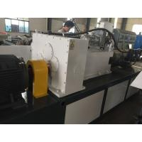 Quality Horizontal Twin Screw Extruder Machine , Conical Twin Screw Extruder wholesale