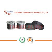 Quality 22 Awg Oxidized Surface Chromel Nisi / Alumel Bare Thermocouple Wire Without Insulation wholesale