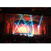 China Aluminum RGB SMD LED Screen Rental P3.91 / P4.81 3.91mm Pitch on sale