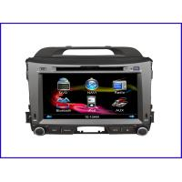 China 2 din touch screen KIA SPORTAGE car radio with gps / car radio dvd player navigation China manufacturer on sale
