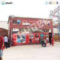 Quality Virtual Reality Kino 5D Cinema 5D Simulator With Spray air / Water wholesale