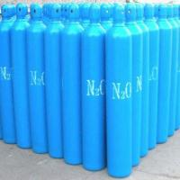 China Nitrous oxide gas cylinder for medical use, with 15MPa/150bar working pressure on sale