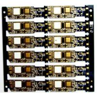 China 2 layer hard gold plating pcb board ,reliable pcb manufacturer on sale
