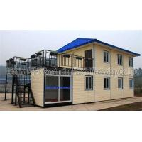 China Portable Warehouse Steel Structure House Low Cost Container Homes 20Ft on sale