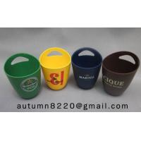 Quality fashion colorful plastic ice bucket wholesale