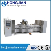 Quality Polishing Machines for Chrome Surface Finishing of Rotogravure Cylinders Microfinishing Film for Gravure Cylinder wholesale