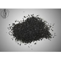 Quality Drinking Water Treatment Silver Impregnated Activated Carbon Black Granules wholesale