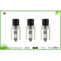 China Huge Vapor Rebuildable Dripping Atomizer , 304 Stainless Steel E-Cig Atomizer on sale