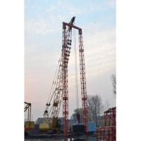 Cheap Low Ground Pressure Hydraulic Crawler Crane Dynamic Compaction For Drive for sale