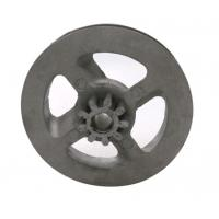China NC571 Silica Sol Investment 304 Stainless Steel Casting Transmission Wheel Equipment Parts on sale