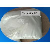 99% High Purity Tetracaine HCI Local Anesthetic Drugs With Good Discounts USA Egypt