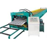 Quality 50Hz corrugated sheet roll form machine, Tile Forming Machine for Wall & Roof Panel wholesale