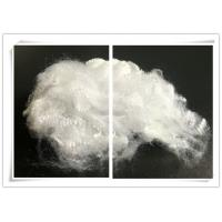 Quality Raw White Regenerated Polyester Staple Fiber For Spinning Non Woven Filling wholesale
