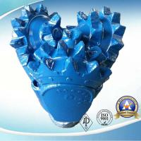 Quality sealed bearing 23 steel tooth tricone rock bit for water well drilling wholesale