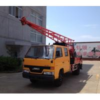 Quality GC-150 Hydraulic Chuck Truck Mounted Drilling Rig large input power and output torque wholesale