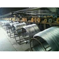 Quality 20 - 22 Guage Q195 Carbon Steel Wire Electro Galvanized Iron Binding Wire For Construction wholesale