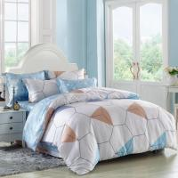 Quality Cuztomized Color Silk Luxury Home Bedding Sets , Queen Size / Full Size Bed Sets wholesale