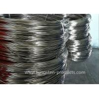 China ASTM B863 Straight / Spool / Coiling Titanium Alloy Wire for Welding / Redrawing on sale