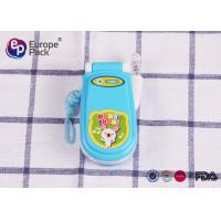 Buy cheap PP HIPS Custom Design Kids Electronic Mobile Phone Toy Pantone Color product